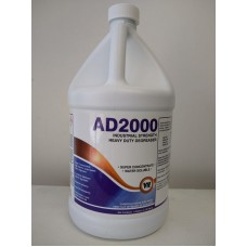 AD2000 - Industrial Strength Degreaser  - 4 Gallon Case