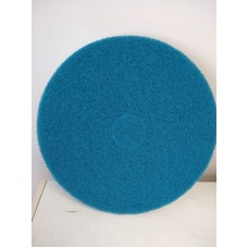 20 Inch Floor Pads - Blue - Case of 5