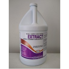 EXTRACT - Carpet Cleaner Concentrate - 4 Gallon Case