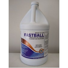 FASTBALL - Ready-To-Use Cleaner / Degreaser / Deodorizer - 4 Gallon Case
