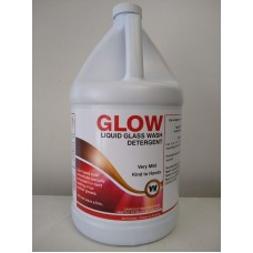 GLOW - Liquid Glass Wash Concentrate - 4 Gallon Case