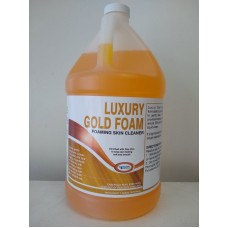 LUXURY GOLD - Foaming Skin Cleaner - 4 Gallon Case