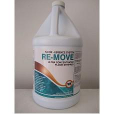 RE-MOVE - Non-ammoniated Floor Finish Stripper - 4 Gallon Case