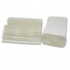 White Multifold Towel - 4000 per case